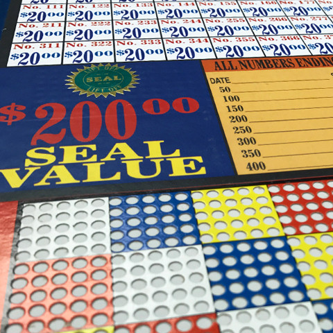 Punchboards